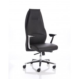 Mien Black Executive Chair