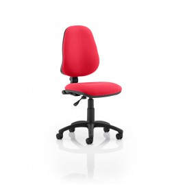Eclipse I Lever Task Operator Chair Bespoke Colour