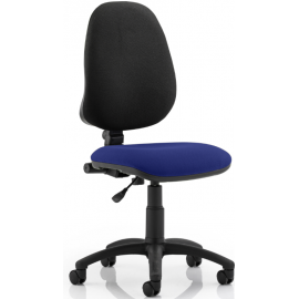 Eclipse I Lever Task Operator Chair Bespoke Colour Seat Serene