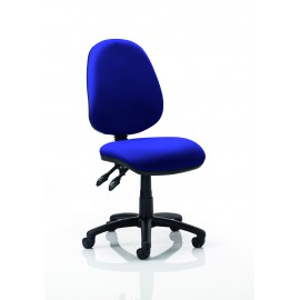 Luna II Lever Task Operator Chair Bespoke Colour