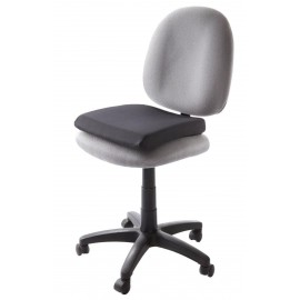 Kensington Memory Foam Seat Rest Black 82024