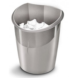 CEP Ellypse Xtra Strong Waste Tub 15 Litre Taupe 1003200201