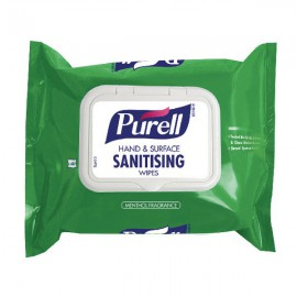 Purell Hand and Surface Wipes Pack Of 40 92002-40-EEU