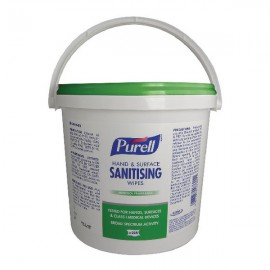 Purell Hand and Surface Sanitising Wipes Pack Of 225 92206-06-EEU