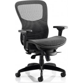 Stealth Shadow Ergo Posture Chair Mesh Seat Mesh Back With Arms