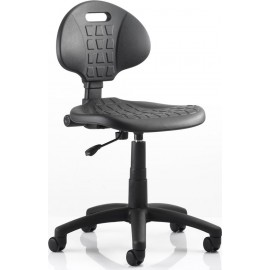 Malaga Task Operator Chair Polyurethane Seat And Back