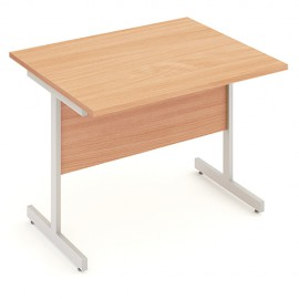 Return Desk Cantilever