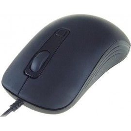 Computer Gear 4 Button Optical Scroll Mouse Black 24-0543