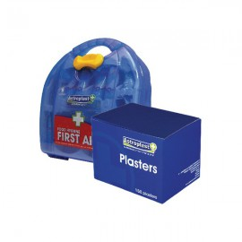 Astroplast Food Hygiene Kit Medium With FOC Blue Plasters WAC841003