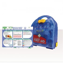 Wallace Cameron Medium Food Hygiene First Aid Kit With Free Workplace Poster WAC841005