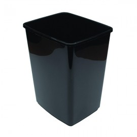 2Work 10L Swing Bin Base Only Black 10Lbase