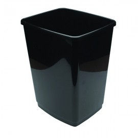 2Work 30L Swing Bin Base Only Black 30Lbase