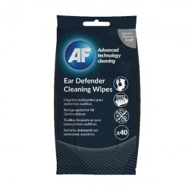 AF Ear Defender Cleaning Wipes EPCW040
