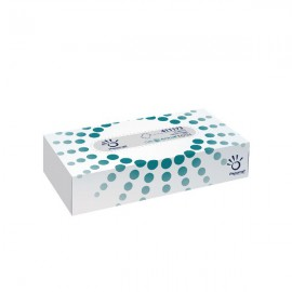 Dissolve Tech Superior Facial Tissues 100 Sheets 411173
