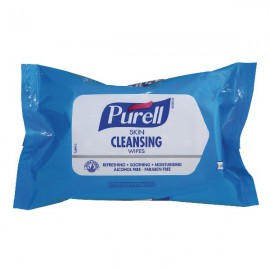 Purell Skin Cleansing Wipes Pack Of 30 93004-28-EEU