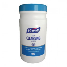 Purell Skin Cleansing Wipes Pack Of 200 93106-06-EEU