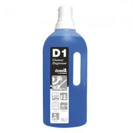 Dose It D1 Cleaner and Degreaser 1 Litre 325