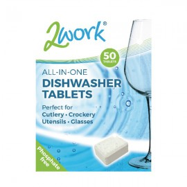 2Work Dishwasher Tablets 2WORKDT50