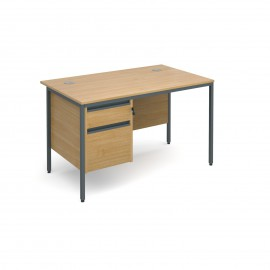 Maestro Desk 2 Drawer Pedestal