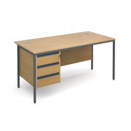 Maestro Desk 3 Drawer Pedestal