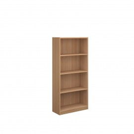 Economy bookcase 1620mm high