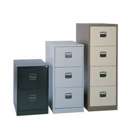 Dams 2 drawer contract filing cabinet