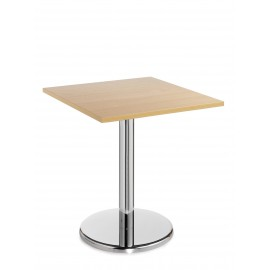 Pisa High Chrome Bistro Table