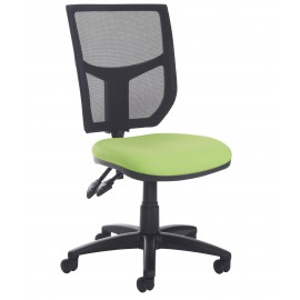 Altino high back operator chair with no arms