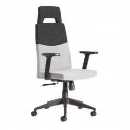 Leon fabric managers chair