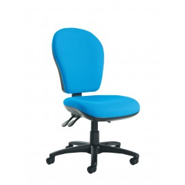 Lento high back operator chair no arms