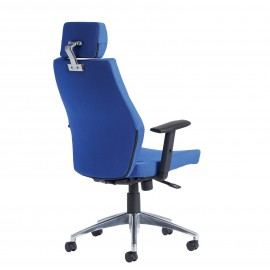 Sefton high back task chair with headrest