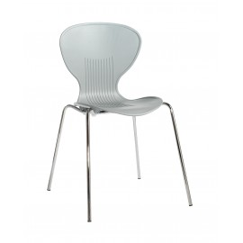 Sienna plastic chair 4 pcs