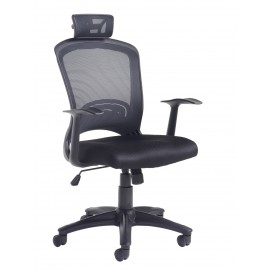 Solaris High back mesh chair