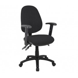 Vantage 200 operator chair with adjustable arms