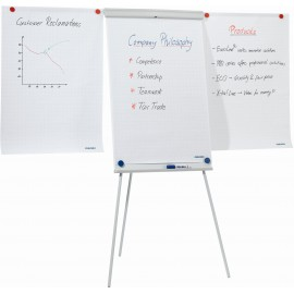Flipchart X-tra!Line Plus Tripod With 2 Extensions