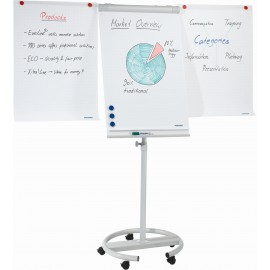 Flipchart ECO Mobile With 2 Extensions