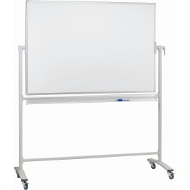 Franken Lacquered Steel Whiteboard On Mobile Stand