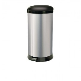 Addis Stainless Steel 30 Litre Soft Close Pedal Bin 518017