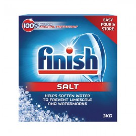 Finish Dishwasher Salt 3kg N04130