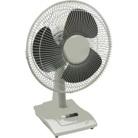 Q-Connect Desktop Fan 410mm/16 Inch