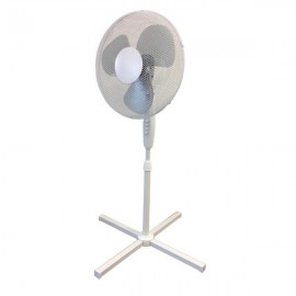 Q-Connect Floor-Standing Fan 410mm/16 Inch