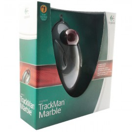 Logitech Marble Trackball Optical Mouse 08 USB 910-000808