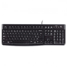 Logitech K120 Business Keyboard Black 920-002524