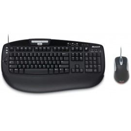 Microsoft Business Hardware Desktop Keyboard/Mouse Black A4B-00011