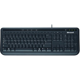 Microsoft Wired Keyboard 600 Black Anb-00006