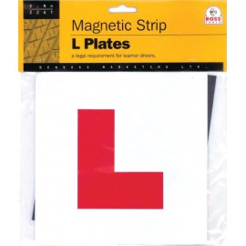 Benross 2-Pack Magnetic L Plates 7589852