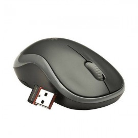 Logitech M185 Wireless Mouse Grey 910-002235