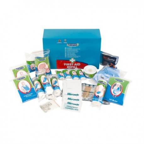 Wallace Cameron Large First Aid Kit Refill BSI-8599 1036186
