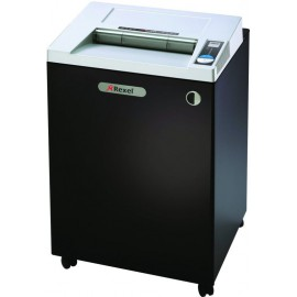 Rexel Black /Silver RLWS35 Wide Entry Strip-Cut Shredder 2103035