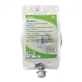 Diversey Room Care R2-Plus Hard Surface Cleaner 1.5 Litre (Pack of 2) 7517130
